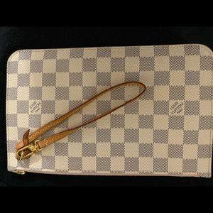 Louis Vuitton Wristlet Azur